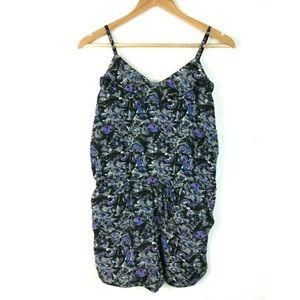 Kimchi Blue szS Romper Jumpsuit Shorts Floral